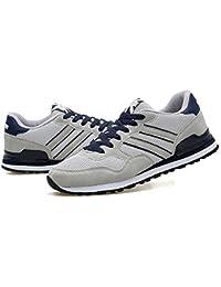 HUALQ Sneaker P666 Frühling und Sommer Herren Sportschuhe atmungsaktiv  Fitness-Stoßdämpfer Herrenschuhe 941a8d6942