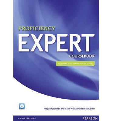 Expert Proficiency Coursebook and Audio CD Pack (Mixed media product) - Common