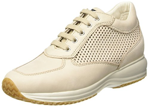 Geox A beigec5016 Beige Pumps Happy D Damen 1rvwqtP1