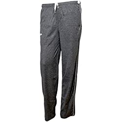 Indistar Women Premium Cotton Lower with 1 Zipper Pocket and 1 Open Pocket(Pack of 1)_Grey-40