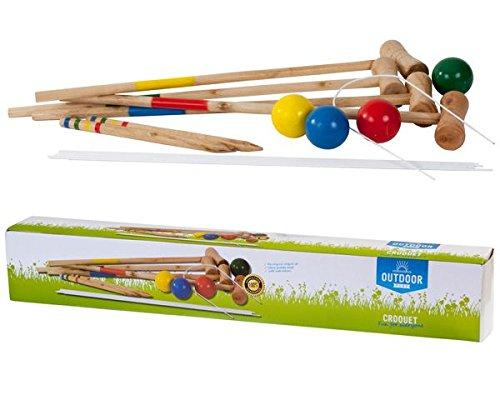 Preisvergleich Produktbild Outdoor Play 101088 - Croquet