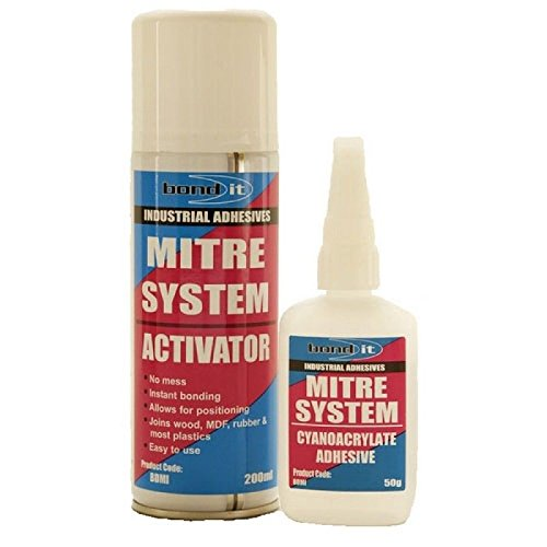 bondit-mitre-system-activator-200ml-and-superglue-50g-bonding-joiner-mdf-wood-new