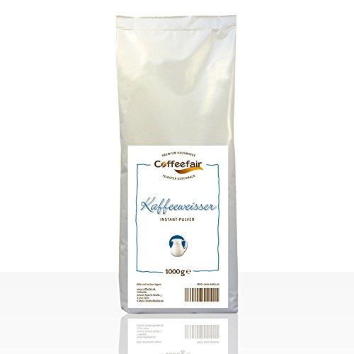 Kaffeeweißer von Coffeefair 1kg | Automatengängiger Weißer für Vending-Automaten