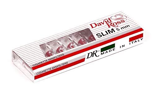 David Ross Microbocchino 5 mm slim astuccio da 10 pz, contiene 24 confezioni
