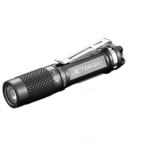 Preisvergleich Produktbild Taschenlampe, bbring JETBeam jet-u (jet- & # x3bc;) XP-G2135lm Tragbare Mini wasserdicht LED Taschenlampe