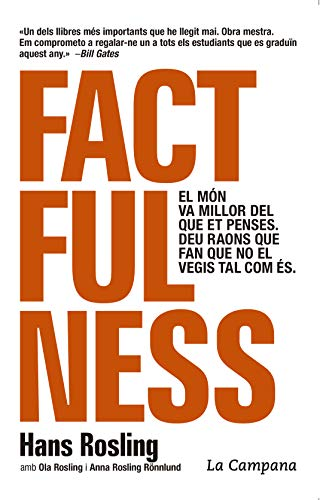 Factfulness (Joana Martí) (Catalan Edition)