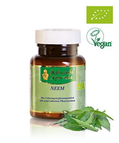 Neem Tabletten BIO (60 Stück, 1 x 30 g), Neembaum Tabletten - von Maharishi Ayurveda -