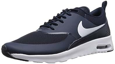 Nike Air Max Thea 599409 Damen Laufschuhe Blau (Obsidian/White 409) 39 EU