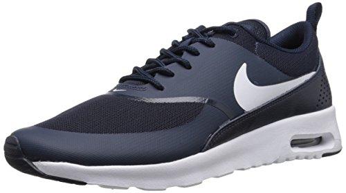 Nike - Air Max Thea, Scarpe Da Corsa da Donna Blu (OBSIDIAN/WHITE 409)