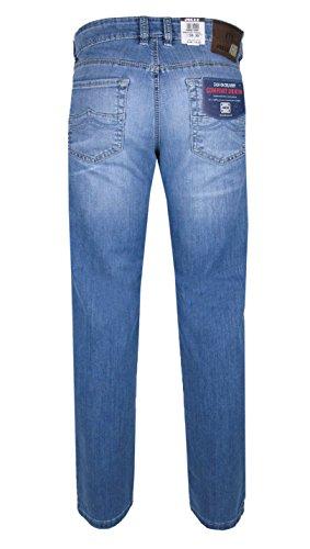 JOKER Jeans   Freddy ( Straight Fit ) 2443/0761 ice blue treated ice blue treated