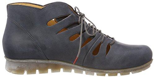 Think! Damen Menscha_282079 Desert Boots Blau (Navy/Kombi 88)