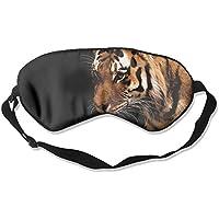 Eye Mask Eyeshade Tiger Picture Sleep Mask Blindfold Eyepatch Adjustable Head Strap preisvergleich bei billige-tabletten.eu