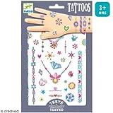 Djeco - Body Art Tattoos Jennis Jewels