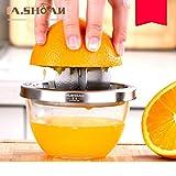 AG Presse-Fruits Orange Citron Citron Vert Manuel extérieur de Presse-Fruits Manuel...