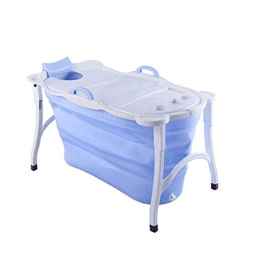 Vasca da bagno pieghevole per adulti, vasca da bagno per bambini in ...