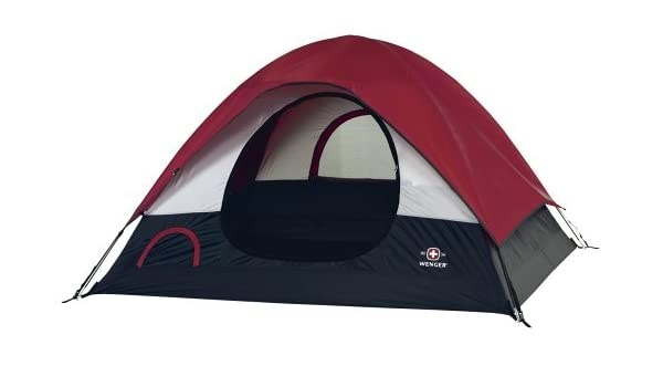 Wenger Silvretta Sport 9 by 8 Foot Four Person Dome Tent