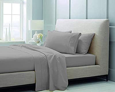 SeventhStitch 400tc Flat Sheet 100% Egyptian Cotton 400 Thread Count Double King Super King Size Top Bed Sheets