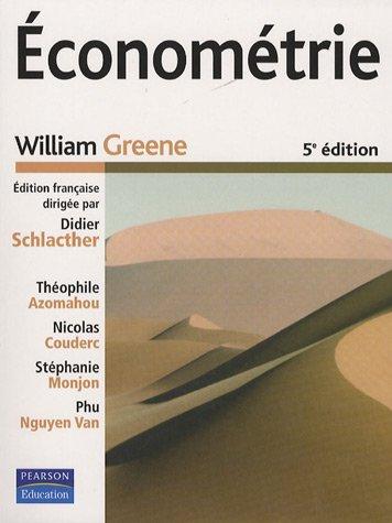Econométrie Pack en 2 volumes