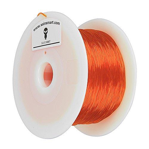 SainSmart en TPU souple 3D Filament pour imprimantes 3D Imprimante 3D, 1,75mm, 800g Diamètre
