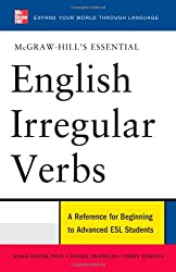 McGraw-Hill's Essential English Irregular Verbs (McGraw-Hill ESL References)