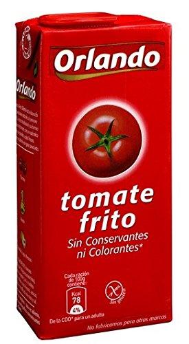 Tomate Frito Gebratene Tomaten Orlando