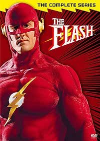 The Flash : L'intégrale - Coffret 4 DVD