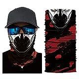 Sonnenschutzmaske-Flaggen-Reihe Reiten oder Fahren Rennen Halstuch im Freien Sport Handtuch Flexible Magic Face Mask - Ac036