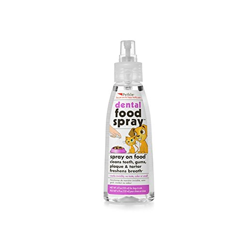 Sharples & Grant Ltd Petkin Geschmack frei Lebensmittel Topper Spray (Spray Dental Gel)