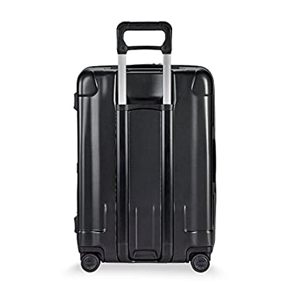 4123XMPBgEL. SS416  - Briggs & Riley Torq Medium Spinner, 68cm, 73.4 litres, Black Maleta, 68 cm, liters, Negro (Black)
