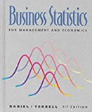 Business Statistics: For Management and Economics