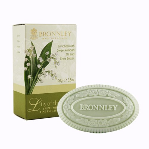Bronnley Hand SoapLily of the Valley, 100g -