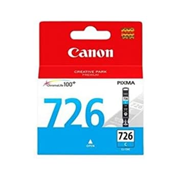 Canon CLI726 Ink Tank (Cyan and Blue)