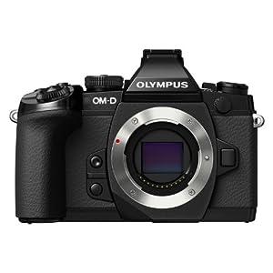 Beste spiegellose Systemkameras: Olympus OM-D E-M1