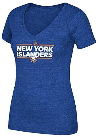 New York Islanders Women's Adidas NHL