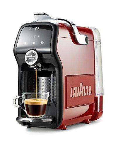 Lavazza Macchina Caffè Magia, 1200 Watt, Rubin Red