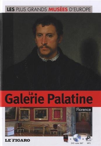 La galerie palatine, Florence. Volume 36. Avec Dvd visite 360°. par Le Figaro