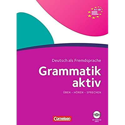 Pdf Grammatik Aktiv A1 B1 ìben Hören Sprechen