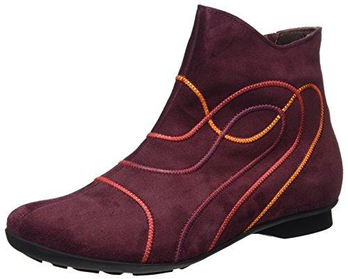 Think Damen KESHUEL_181127 Stiefel, Rot (Chianti/Kombi 35), 40 EU