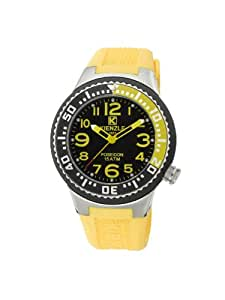 Kienzle Unisex-Armbanduhr POSEIDON S Analog Silikon K2053153293-00276