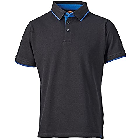 Dickies Anvil Polo Shirt, Black,