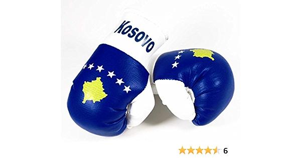 Doktor Hardstuff Mini Boxhandschuhe Kosovo Auto