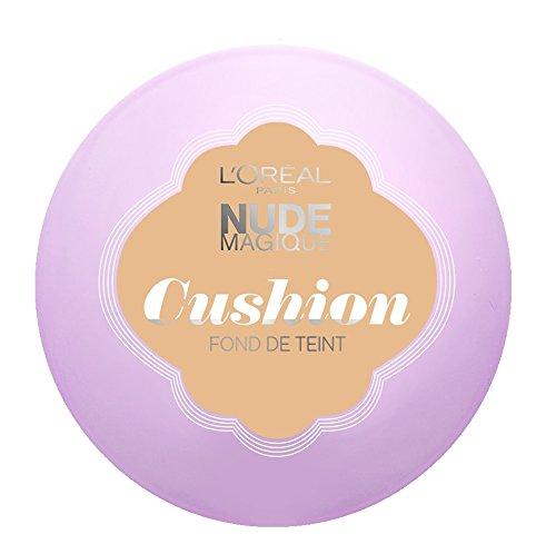 L'Oréal Paris - Nude Magique - Fond de Teint - Cushion 1 - Porcelaine