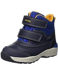 Geox B New Gulp Boy B ABX B, Botas para Bebés