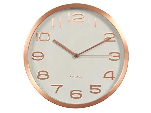 karlsson-clock-maxi-design-white-and-copper