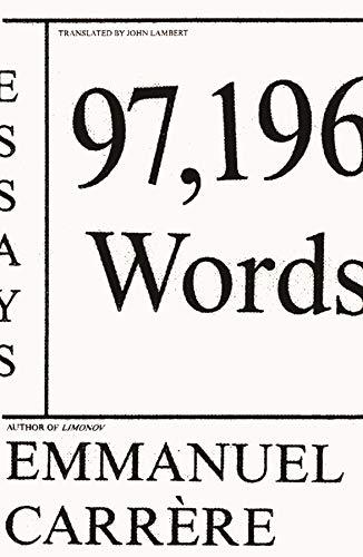 97,196 Words: Essays (English Edition)
