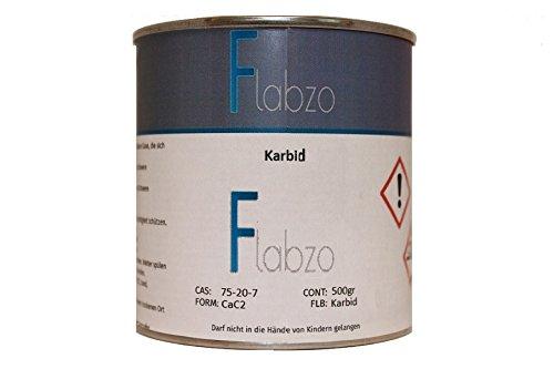 1 Kg Karbid der Marke Flabzo 4260533469897