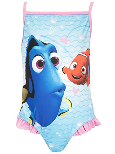 Disney Girls Finding Nemo Swimsuit Ages 18 Months To 6 Years