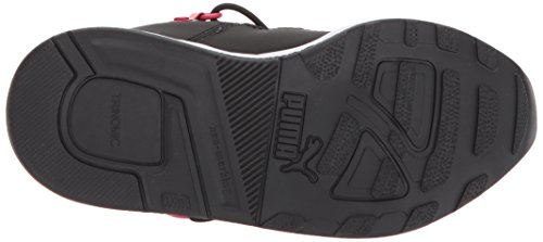 PUMA Unisex-Kids Trinomic Boot Sneaker  Love Potion Black  3 5 M US Big Kid