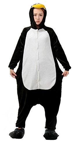 Nicetage Unisex Cartoon Animal Cosplay Halloween Costume Onesie Pajamas - 4123hGT5VPL - Nicetage Unisex Cartoon Animal Cosplay Halloween Costume Onesie Pajamas