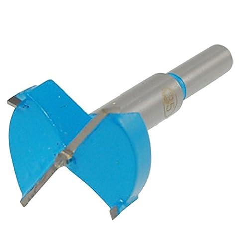 Sourcingmap a11032300ux0166 35mm Hinge Boring Drill Bit - Grey/